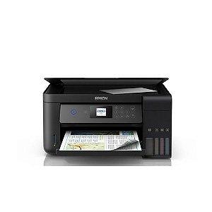 Multifuncional Inkjet Epson Ecotank L4160 A4 33/15ppm
