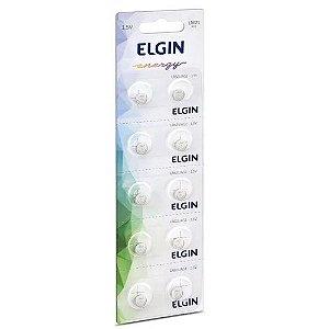 Bateria Alcalina Elgin Lr621/ag1 C/2 Und.