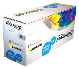 Cart Toner Maxprint Comp Hp Yelg Ce322a Max