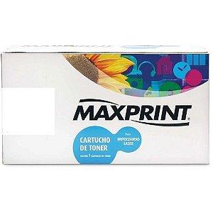 Cart Toner Maxprint Hp 126a Amarelo Ce312a