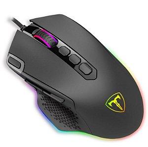 Mouse Gamer T-Dagger Bettle Rgb Preto T-TGM305
