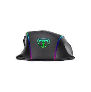 Mouse Gamer T-dangger Roadmaster Preto RGB T-TGM307