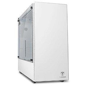 Gabinete Gamer T-Dagger Cube Branco-TTGC305W