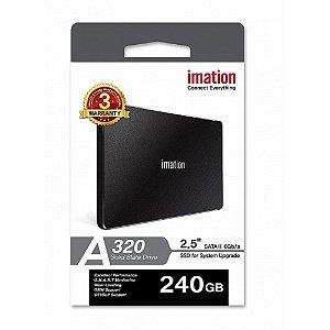 """HD SSD Imation 2.5"""" Sata III - A320 SSD 240GB"""