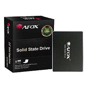 "HD SSD Afox 2.5"" Sata III 240GB SD250-240GN - AFSN8T3BN240G"