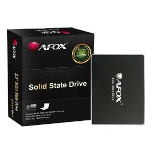 """HD SSD Afox 2.5"""" Sata III 480GB SD250-480GQN - AFSN9T3CN480G"""