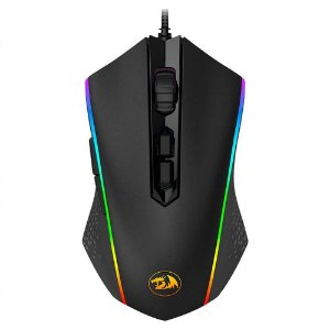 Mouse Gamer Redragon Memeanlion Chroma 10000DPI Preto - M710