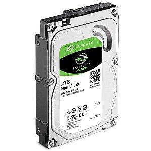 HD Seagate BarraCuda 2TB 3.5 SATA