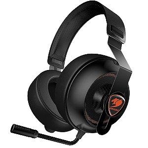 Headset Gamer Cougar Phontum Essential Black