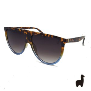 Óculos de Sol Original Lhama em Acetato TZL7C8B8S