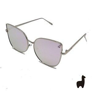Óculos de Sol Original Lhama em Metal Q7CL2K464