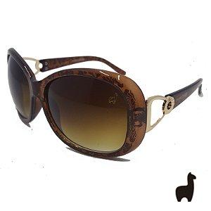 Óculos de Sol Original Lhama em Acetato ELBU5RARJ
