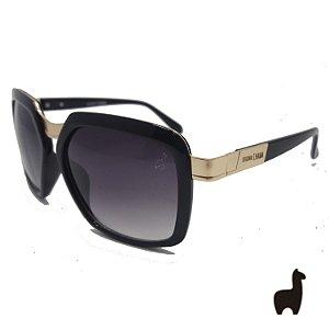Óculos de Sol Original Lhama em Acetato e Metal 4TJDTBG25