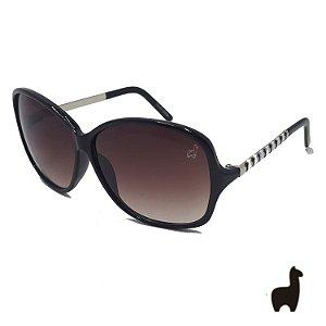 Óculos de Sol Original Lhama em Acetato Q2BWS98TF