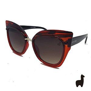 Óculos de Sol Original Lhama em Acetato K6WCE5JH9