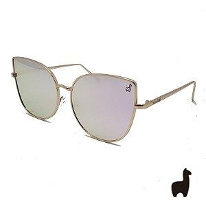 Óculos de Sol Original Lhama em Metal MLEUWWCYJ