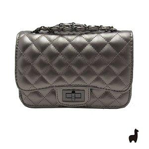 Bolsa Pequena em Corino Y7VJHQ6U4