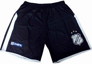 Shorts Preto Oficial.