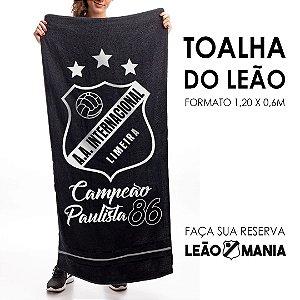 Toalha do Leão