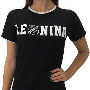 CAMISETA FEMININA - SOU LEONINA