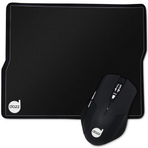 Kit Mouse Gamer Tiglon 3200 DPI + Mouse Pad - Dazz  62168-6