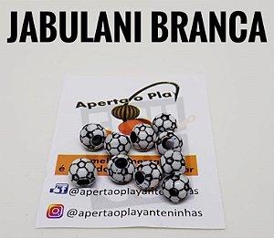 MIÇANGA APERTA O PLAY C/10 UNIDADES - JABULANI BRANCA