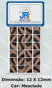 E.V.A 10MM CILÍNDRICO JR PESCA C/24 - 401 MESCLADO
