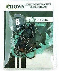 ANZOL CROWN - CHINU SURE BLACK