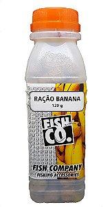 RAÇÃO FISHCO ACQUAMIL BANANA