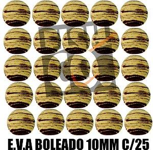 E.V.A 10MM APERTA O PLAY C/25 - MARROM E BEGE