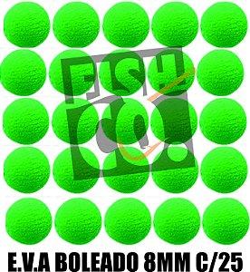 E.V.A 8MM APERTA O PLAY C/25 - VERDE