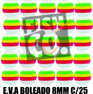 E.V.A 8MM APERTA O PLAY C/25 - MARLEY