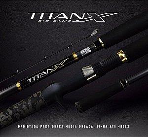 VARA TITAN X BIG GAME 902 (2,74m) 20-40lb