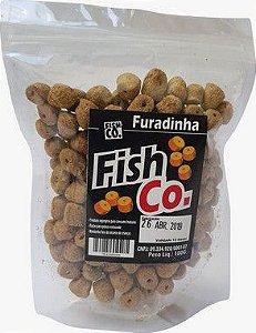 RAÇÃO FURADINHA FISH.CO - 100g