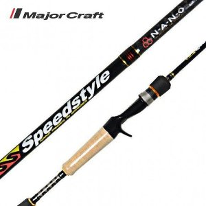 VARA MAJOR CRAFT SPEEDSTYLE SSC- 602MH+ / 12-22 lb