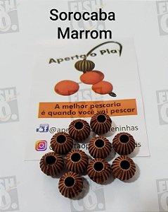 MIÇANGA APERTA O PLAY C/10 UNIDADES - SOROCABA MARROM