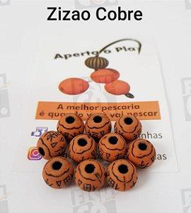 MIÇANGA APERTA O PLAY C/10 UNIDADES - ZIZAO COBRE