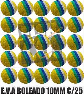 E.V.A 10MM APERTA O PLAY C/25 - BRASILEIRINHO