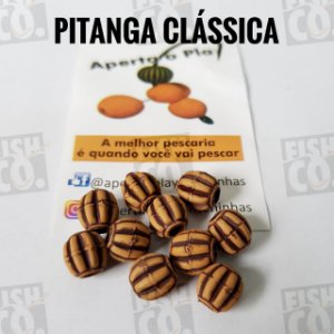 MIÇANGA APERTA O PLAY C/10 UNIDADES - PITANGA CLÁSSICA