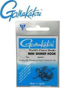 ANZOL GAMAKATSU - MINI SHINER HOOK