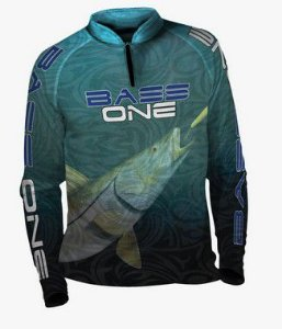 CAMISA BASS ONE - ROBALO