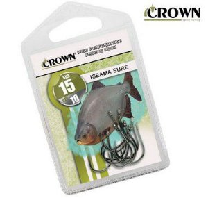 ANZOL CROWN - ISEAMA SURE BLACK