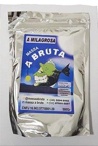 MASSA A BRUTA 500gr - MILAGROSA