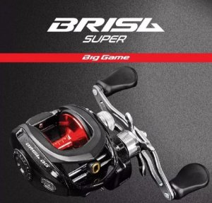 CARRETILHA MARINE SPORTS BRISA SUPER BIG GAME