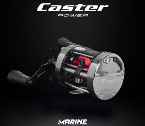 CARRETILHA MARINE SPORTS CASTER POWER 400