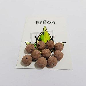 E.V.A BABOO 10MM C/10 - CAFÉ COM LEITE