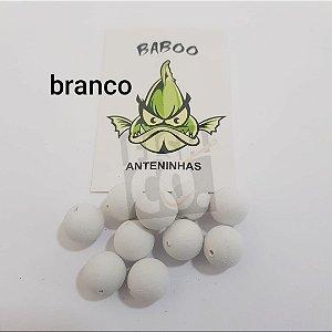 E.V.A BABOO 12MM BRANCO C/10