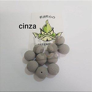 E.V.A BABOO 12MM CINZA C/10