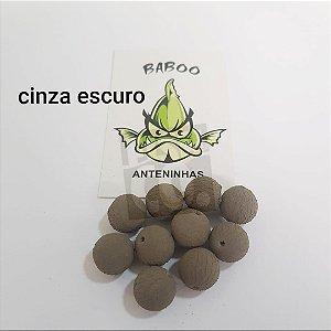 E.V.A BABOO 12MM CINZA ESCURO C/10