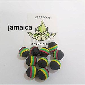 E.V.A BABOO 12MM LISTRADO JAMAICA C/10